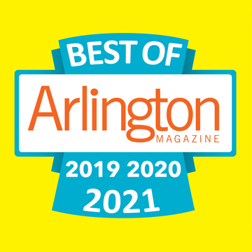 Best of Arlington Badge