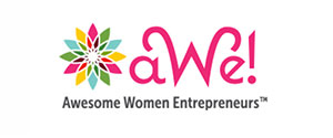 awesome women entrepreneurs logo