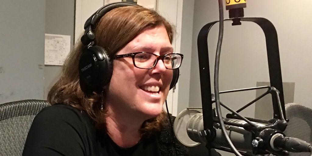 Karen Ewart on Dennis Price radio show
