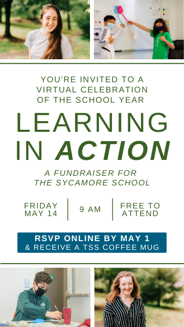 The Sycamore School Learning in Action Event