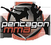 Pentagon MMA Logo